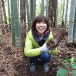 【参加者募集】タケノコ掘り体験&タケノコピザ、BBQ